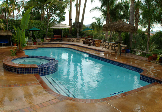Swimming Pool Coping Styles : Swimming pool coping the depot inc houston